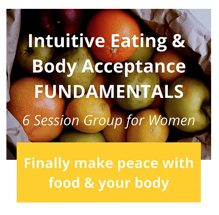 Intuitive Eating Training