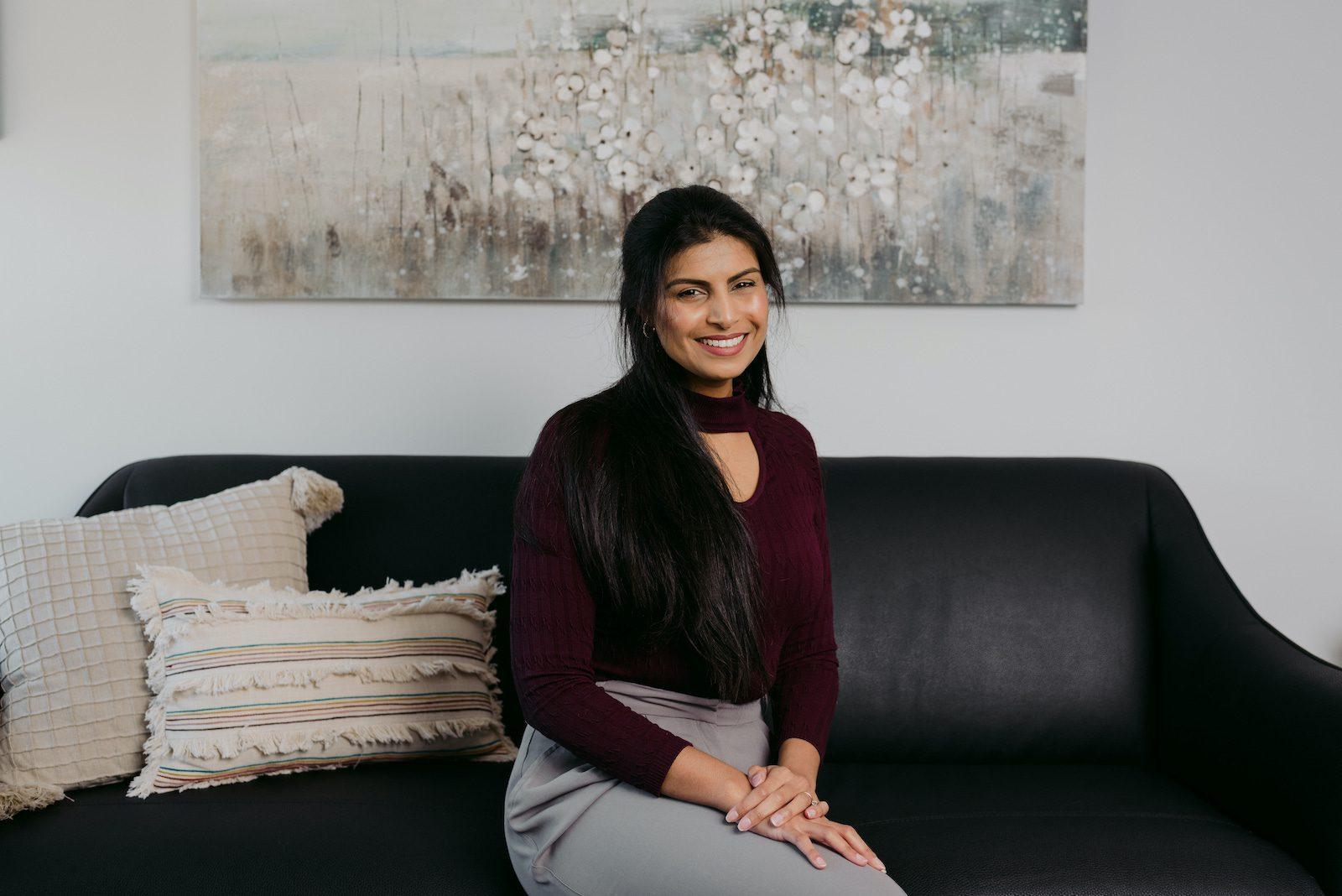 Aisha Shah, BAH